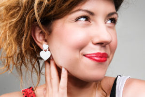 HEART&SOUL silver earrings by Charm Silver